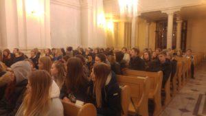 dopceremoni i evangeliska kyrkan