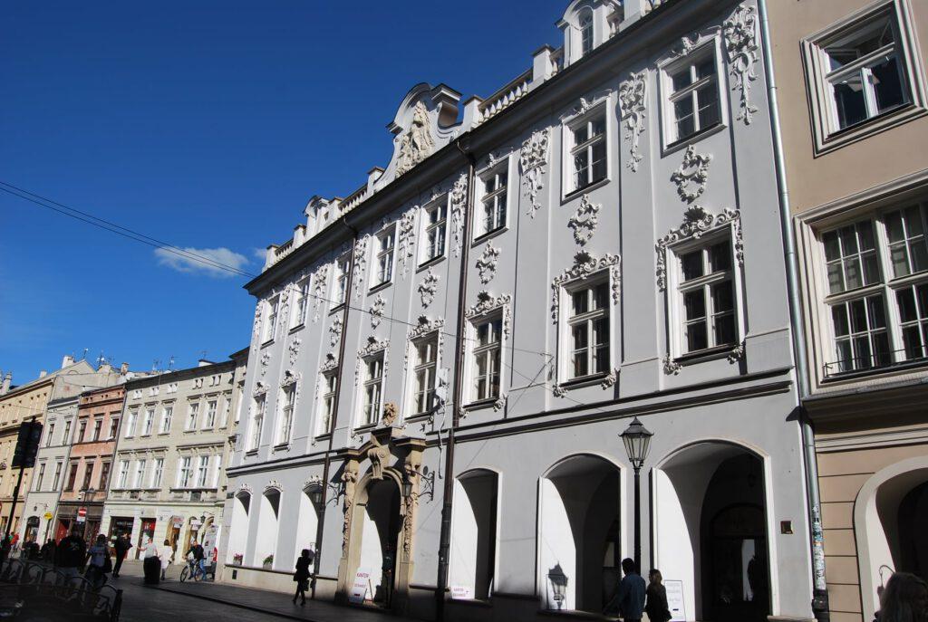 Borgarhusen vid Grodzka gatan