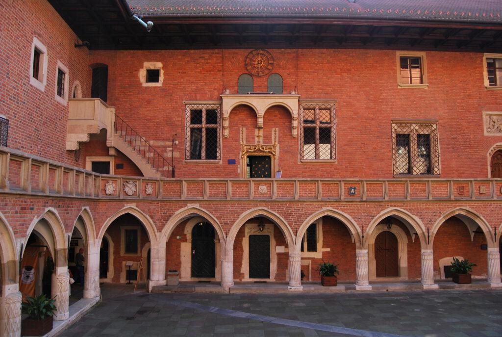 Collegium Maius – hjärtat till Polens äldsta universitet