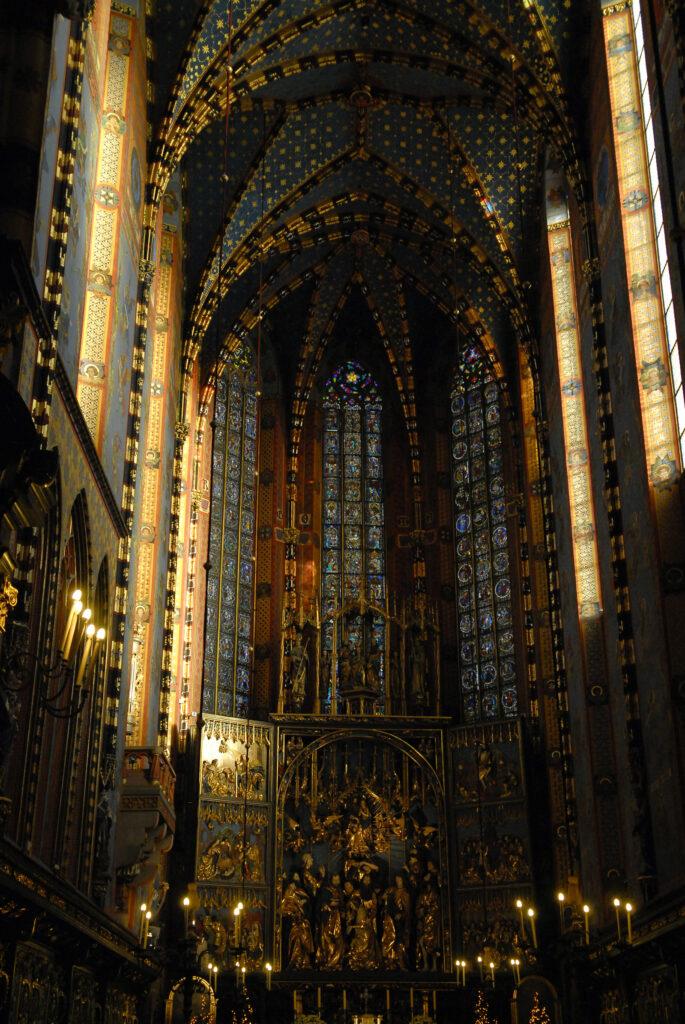 Mariakyrkans inre
